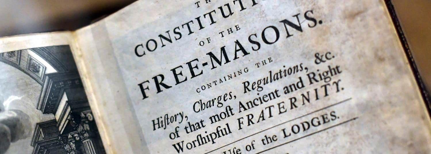 Interesting Masonic History