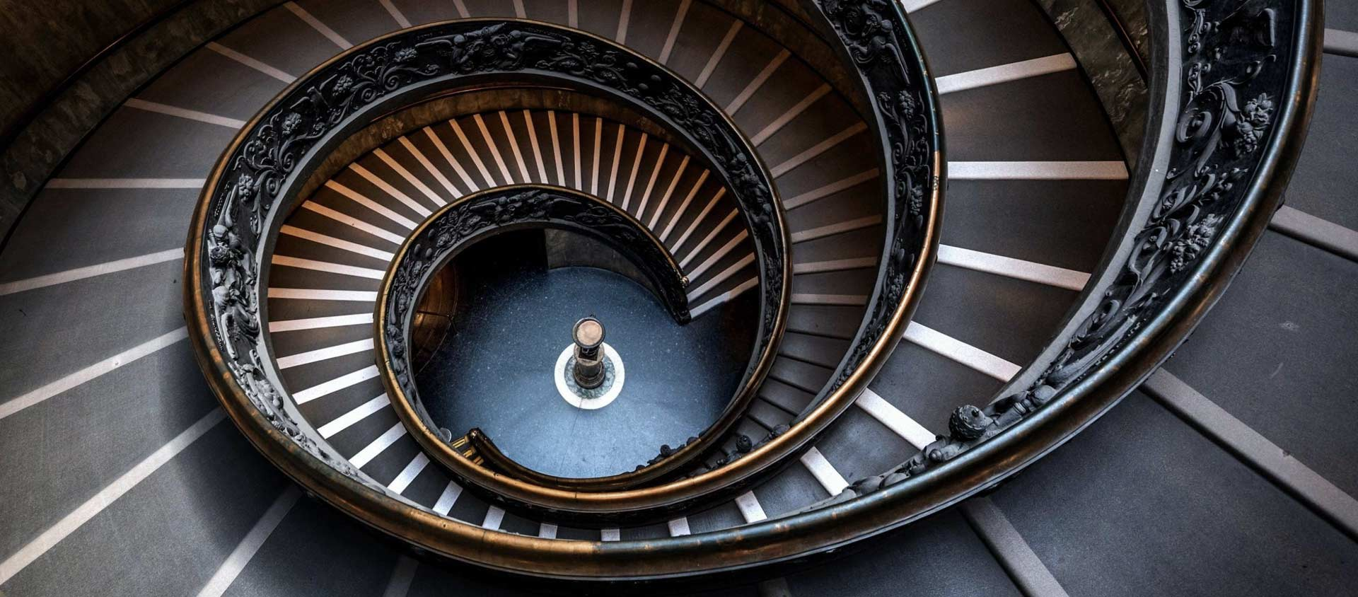 The Winding Staircase
